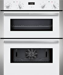 built under double oven circotherm by neff j1ace2hw0b white