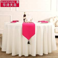 round tablecloths get ations a the hotel conference room table cloth tablecloth large round table