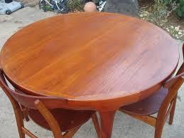 chair marvelous danish round dining table 15 scandinavian teak room furniture mesmerizing inspiration photo of good