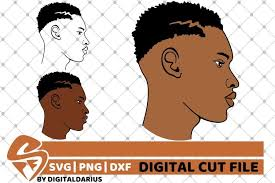 Whether you're a global ad agency or a freelance graphic designer, we have the vector graphics to make your project come to life. 3x Black Boy Svg Curly Hair Svg African American Melanin 455489 Cut Files Design Bundles