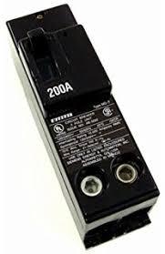 murray mpdrh kaic rated amp plug in breaker magnetic murray mpd2200r 10 kaic rated 200 amp plug in breaker