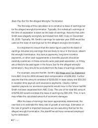 10 11 Separation Letter From Employer Se Chercher Com