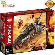 Báo giá Xe Địa Hình Của Cole LEGO NINJAGO 70672 chỉ 489.000₫
