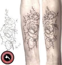 Zakázkové Tetování Originální Ručně Kreslené Motivy Ta2 Tattoo