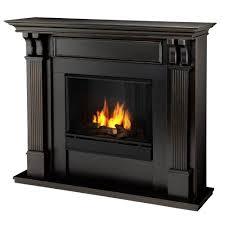 sei copper wall mount gel fuel fireplace