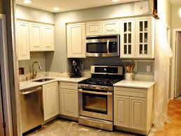 Kitchen Color For Small Kitchens Inspirational Kitchen Cabinet Color Ideas For Small Kitchens Kh12