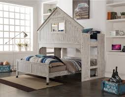Kids Room Design: House Shape Wooden Kids Bedroom Sets - Kids Room