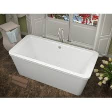 Jetted freestanding tubs Oval Freestanding Buena 67 Marcelosantosclub Freestanding Tub With Heater Wayfair