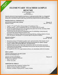 8+ Teachers Resume Format | Phoenix Officeaz