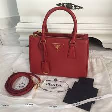 pre loved prada galleria saffiano leather bag womens fashion bags 95a11 08851