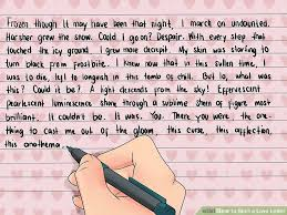 Free Sample Love Letters To Wife Beauteous How To Start A Love Letter With Examples WikiHow