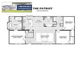 Mobile Home Sizes Chart Clayton Patriot Par28563s