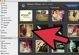 iphone kuvien siirto ilman itunesia