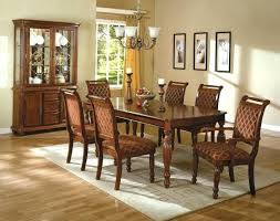 extendable dining table seats 10 round extending dining table sets set