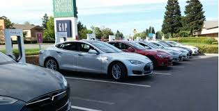 Electric Cars Now Percent Of California New Car Sales Report