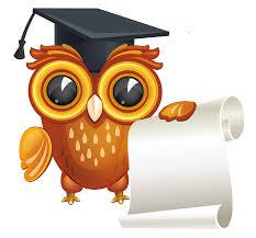 owl diploma png clipart image clip art library diploma cliparts 82915