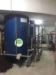 Khử nước bằng máy lọc nước công nghiệp - Máy lọc nước Watio