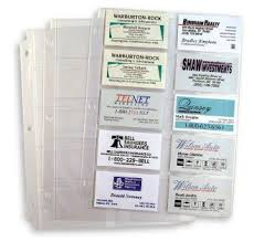 Lets Print Baby Business Card Holder Pages Printing Services