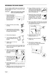 where can i get a wiring diagram for my t761 asko dryer having if you have a condenser dryer you will need to open the condenser container door 14 panel 18 replace the screws in place turn back on asko dryers