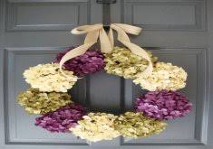 spring front door wreathsAmazing Spring Wreaths For Front Door 15 Joyful Handmade Spring