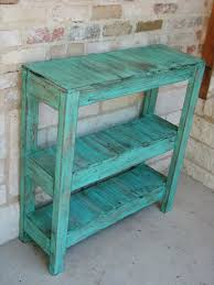 old pallet furniture. Pallet-potting-table-and-entry-way-table-1 Old Pallet Furniture