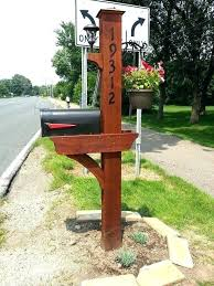 mailbox post plans. Simple Mailbox 6x6 Mailbox Post Plans Free Cedar  Woodworking Projects   On Mailbox Post Plans E