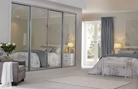 image mirrored closet door. Mirrored Closet Doors Will Make The Bedroom Look Bigger Image Door