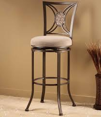 wrought iron swivel bar stools. Interesting Swivel Astounding Swivel Bar Stool With Back Wrought Iron Stools