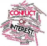 Images & Illustrations of conflict of interest