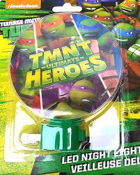 Tmnt 3d Light Amazon Com Teenage Mutant Ninja Turtles Led Night Light