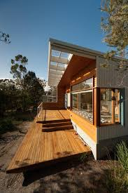 deck overhang deck contemporary with corrugated galvanized steel siding contemporary window boxes