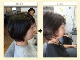 50代女性におすすめ人気の髪型はショートロング In 髪型