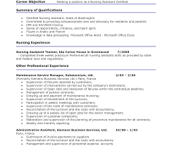 Cover Letter Ideas Collection Examples For Nursing Assistant Cool