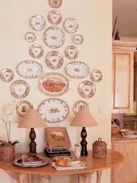 plates wall decoration