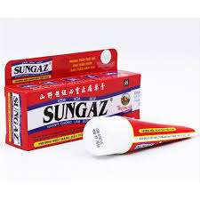 <b>Vietnam Sungaz</b> Rapid Pain Relief Yamano Relieve Pain Balm 30g ...