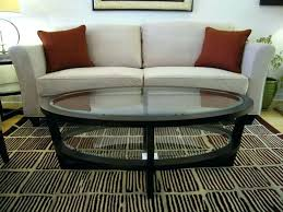 circular glass coffee table gold and glass coffee table coffee tables round wood and glass coffee
