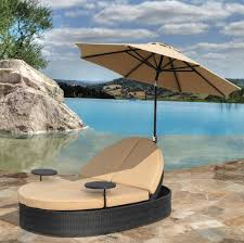 round patio lounger lounge chair outdoor inspirations including chaise with
