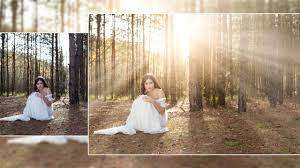 Add Light Rays In Photoshop Photoshop Tutorial How To Create Realistic Light Rays In Photoshop