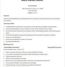 Free Medical Resume Templates Download Free Healthcare Resume ...