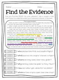 FREE sampler of Super Text Detectives: Find the Text Evidence! I ...
