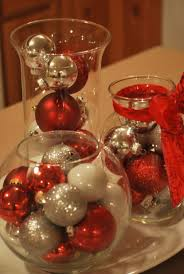 red and silver table decorations. 33 Red And Silver Table Setting Ideas For Christmas Decorations L