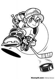 Kleurplaat Hockey Bewegend Leren Kleurplaten Hockey En Sport
