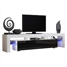 tv stand under 200. Perfect Under TV Stand Solo 200 Modern LED Cabinet  Living Room Furniture Tv  Fit For Under A