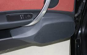 BMW 1 Series E87 models from 04/2007 – Doorboards with 3-way ...