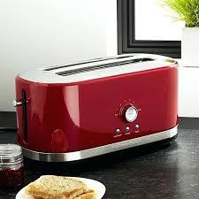 red kitchenaid toaster kitchenaid empire