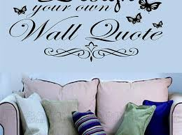 design your own wall stickers uk
