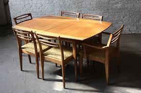 mid century modern dining room table. Mid Century Modern Dining Alluring Room Sets Table