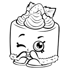 Shopkins Printable Coloring Pages Lovely New Shopkins Printable