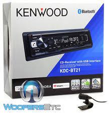 kenwood car audio in dash cd player ebay Kenwood Kdc Bt420u Wiring Diagram kenwood kdc bt21 car stereo cd mp3 usb aux eq bluetooth ipod pandora iphone new kenwood kdc-bt420u wiring diagram