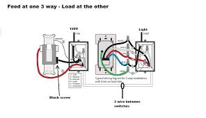 trying to install digital timer to outside lights have two that tells me that the power feeds at the other switch follow the diagram below for the connections